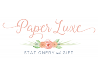 Paper Luxe Stationery and Gift