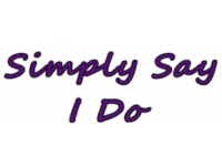 Simply Say I Do - Jan Smillie